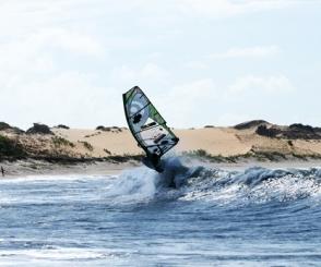 San Miguel de Gostoso windsurf olas
