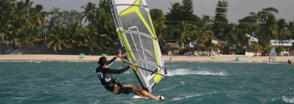 Cabarete windsurf
