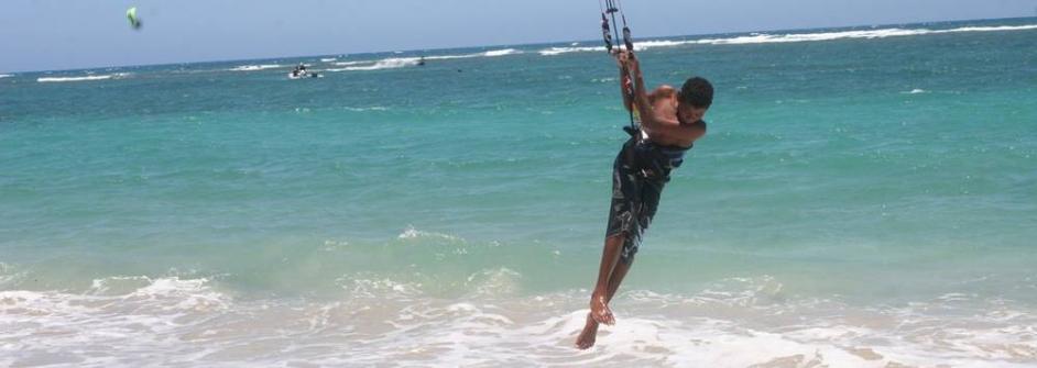 Cabarete kitesurf