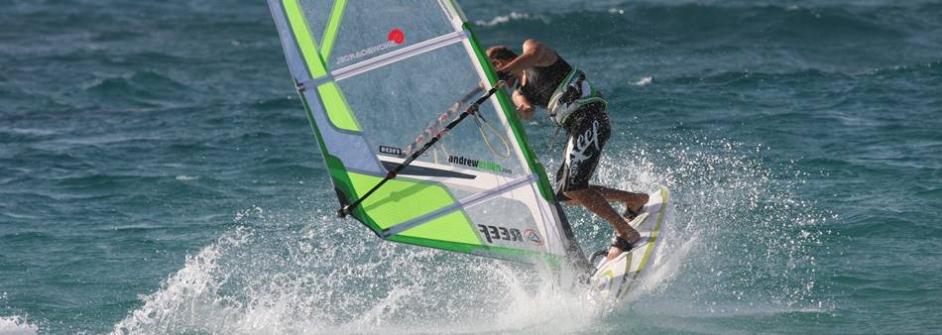 Cabo Verde windsurf