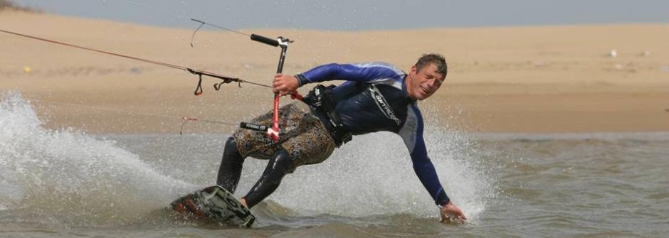 Essaouira kitesurf