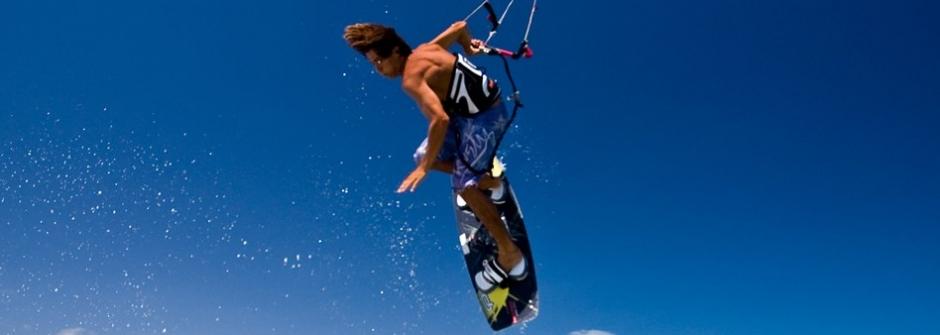 Ilha do Guajiru kitesurf