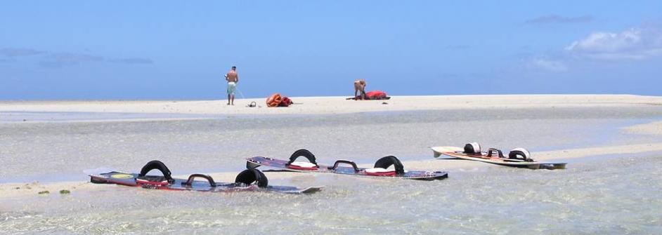 Rodrigues kitesurf