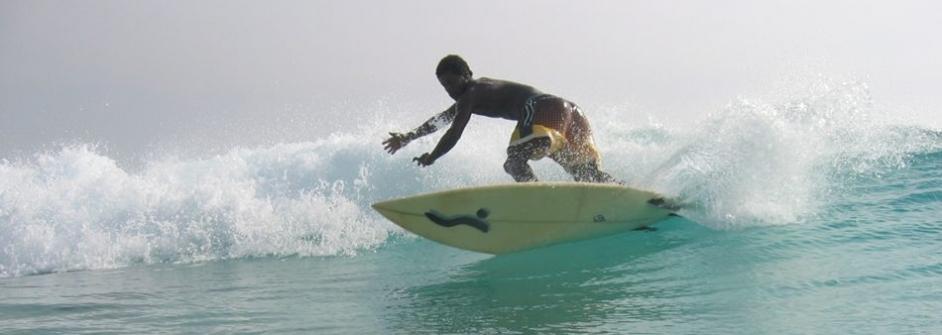 Cabo Verde Sal surf