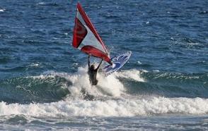 Tenerife windsurf