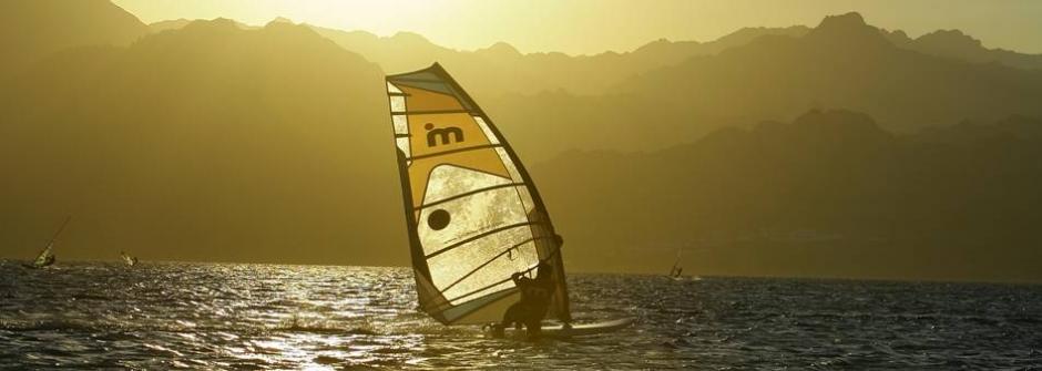 Dahab windsurf