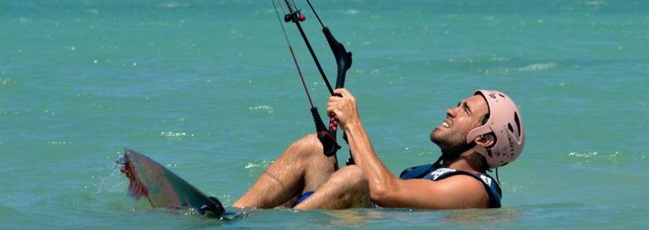 Ras Sudr kitesurf