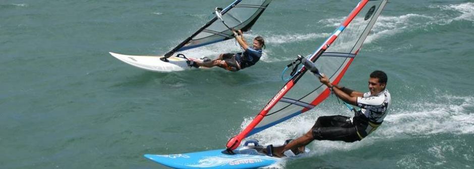 Tobago windsurf