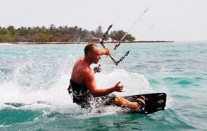 Cartagena de Indias kitesurf