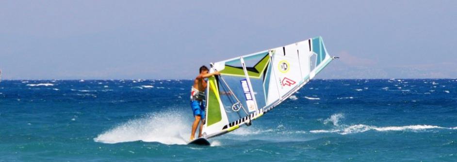 Kos windsurf