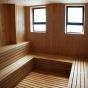 Windtown Lagebaan. Sauna